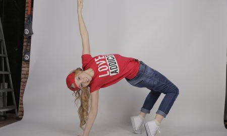 akrobatický tanec
