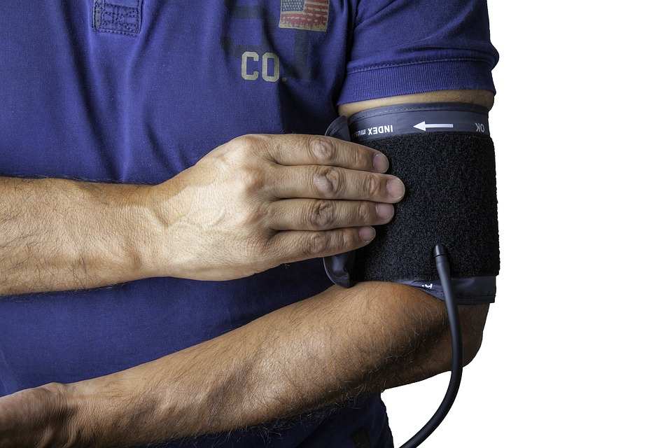 monitoring krevního tlaku