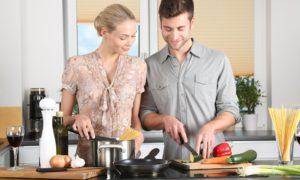 moderní kuchyni