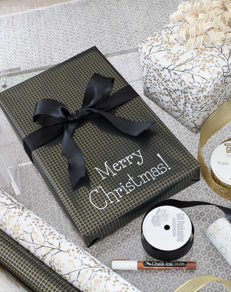 easy-christmas-gifts-presents-wrapping-ideas-chalk-pen-768×969