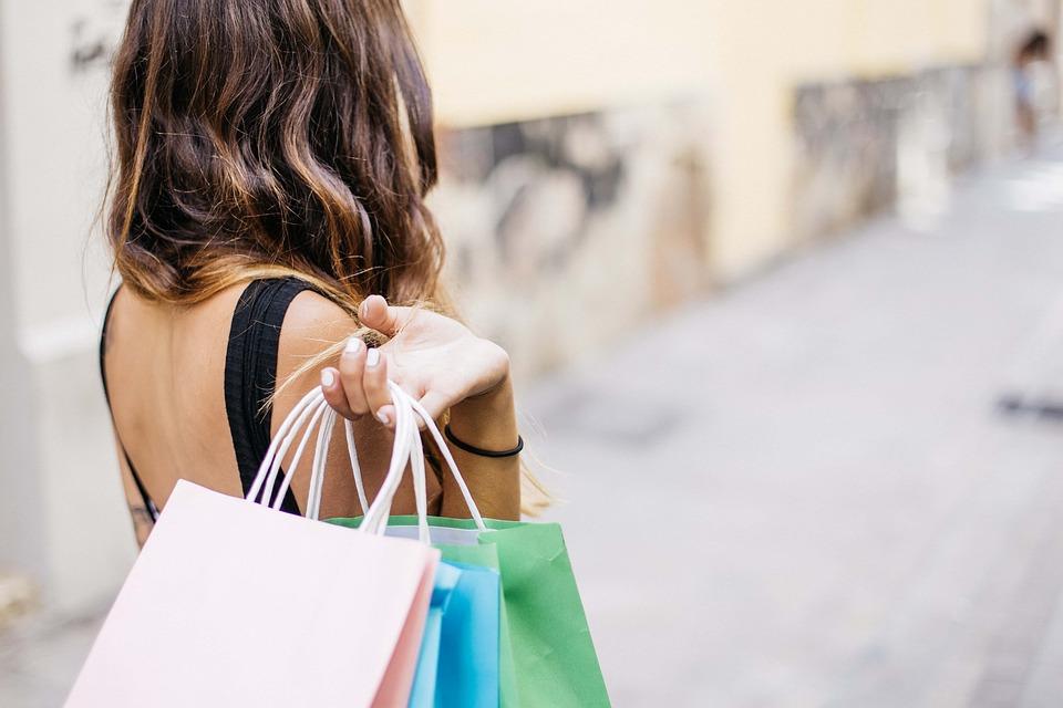 online nakupování
