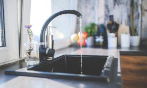 průtokový ohřívač vody